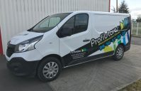 Covering Partiel sur Renault Trafic (Profilstores)
