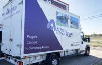 Marquage Camion – Azenco Groupe