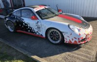 Total Covering sur Porsche 997 GT3 Rsr Cup.