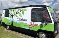 Covering Camion aménagé – Maison pour Tous (Cazères)