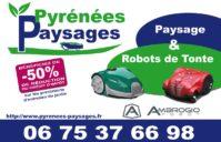 Création Logo Pyrénées Paysages