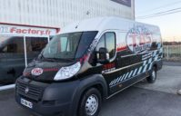 Semi-Covering Fiat Ducato — SARL TBS