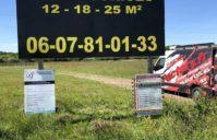 Panneau 4x3m – Box a Louer (Lavelanet de Comminges)