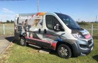Covering Camion Ducato 9 places – Office de Tourisme Neste Barrousse.