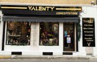 Nouvelle Enseigne VALENTY ConceptStore Cazères