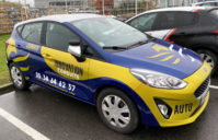 Covering Ford Fiesta – Auto Ecole Innovation Conduite (Cugnaux)
