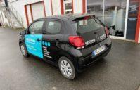 Covering partiel – Citroen C1 – Agence Immo Nestenn Cazères