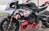 Covering Moto Piste Yamaha R1 2019 – Team CMT Chometon