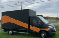 Total Covering Camion Peugeot 20M3