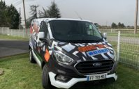 Total Covering Ford Custom – société SDS 31