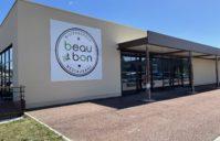 Enseigne Restaurant BEAU et BON Cazères