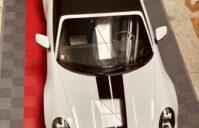 Pose Film PPF + bande sur Porsche 911