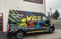 Total covering sur Renault Master (Impulsion Vélo)